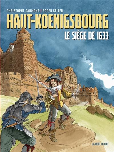 HAUT-KOENIGSBOURG BD CARMONA/SEITER NUEE BLEUE