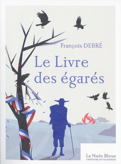LE LIVRE DES EGARES DEBRE FRANCOIS NUEE BLEUE