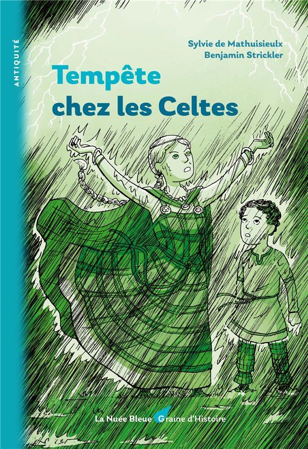 TEMPETE CHEZ LES CELTES DE MATHUISIEULX NUEE BLEUE