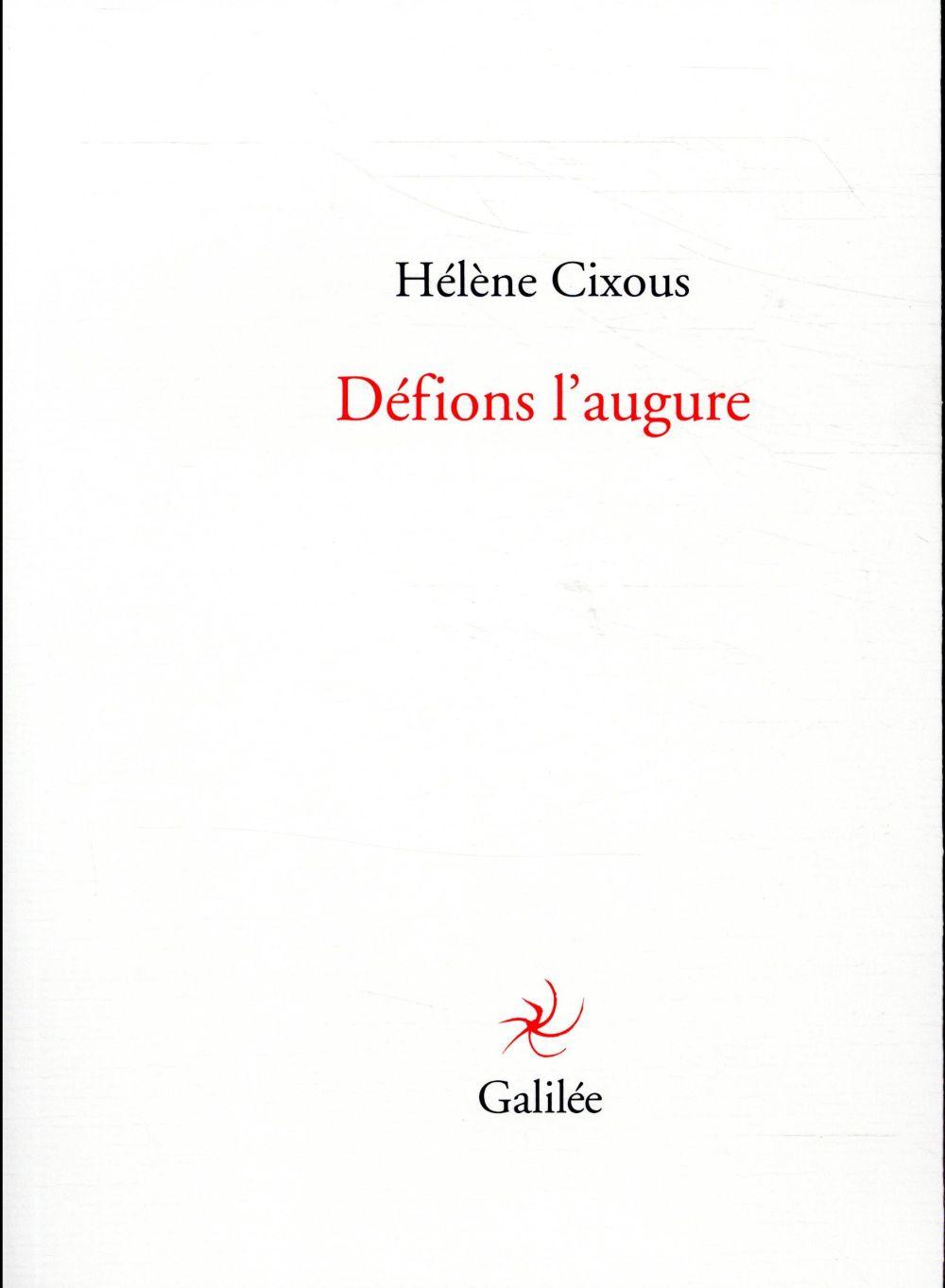 DEFIONS L'AUGURE