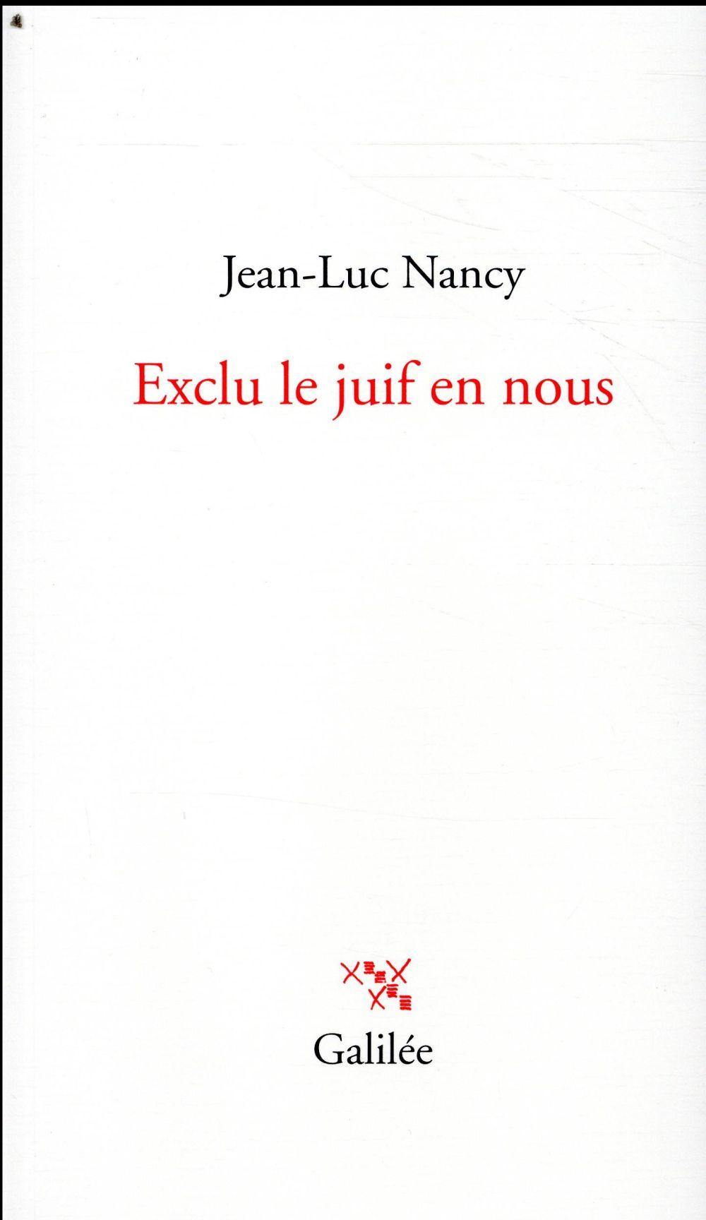 EXCLU LE JUIF EN NOUS