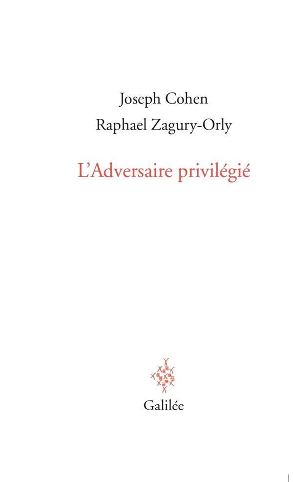 L'ADVERSAIRE PRIVILEGIE