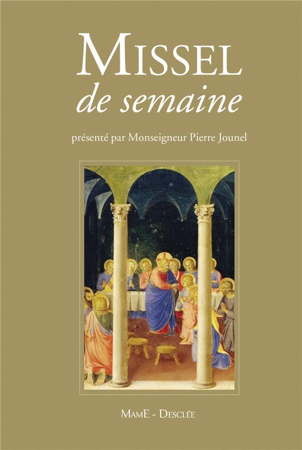 MISSEL DE LA SEMAINE - JOUNEL - NE - INTEGRA