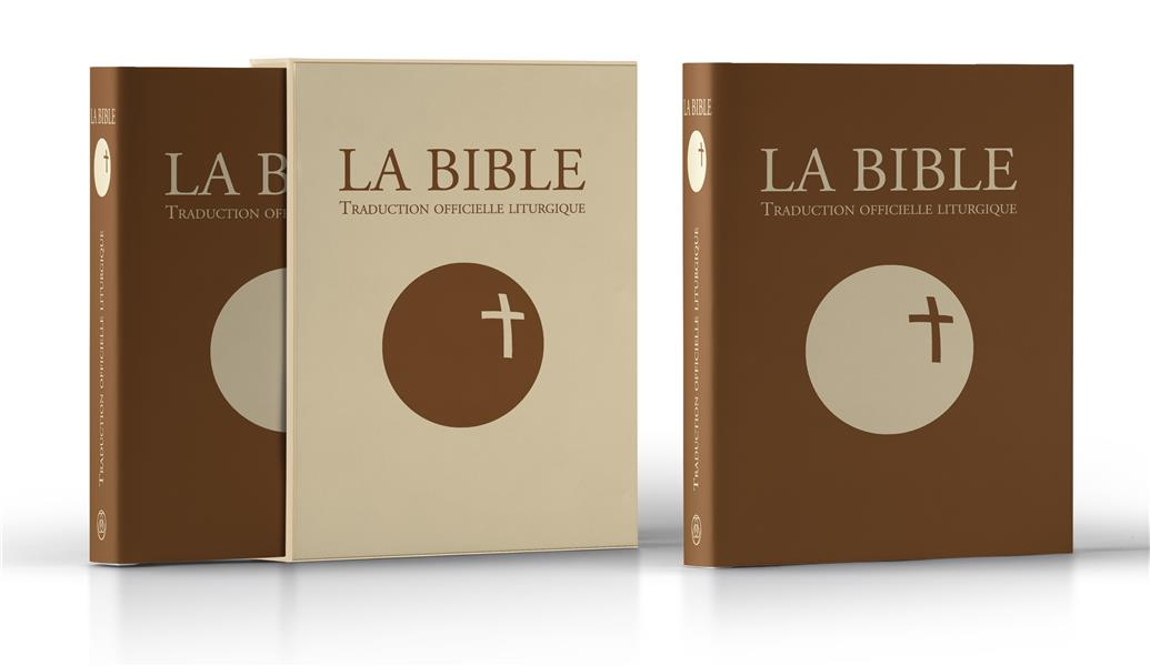 LA BIBLE A.E.L.F. DESCLEE