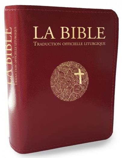 BIBLE DE VOYAGE ZIPPEE