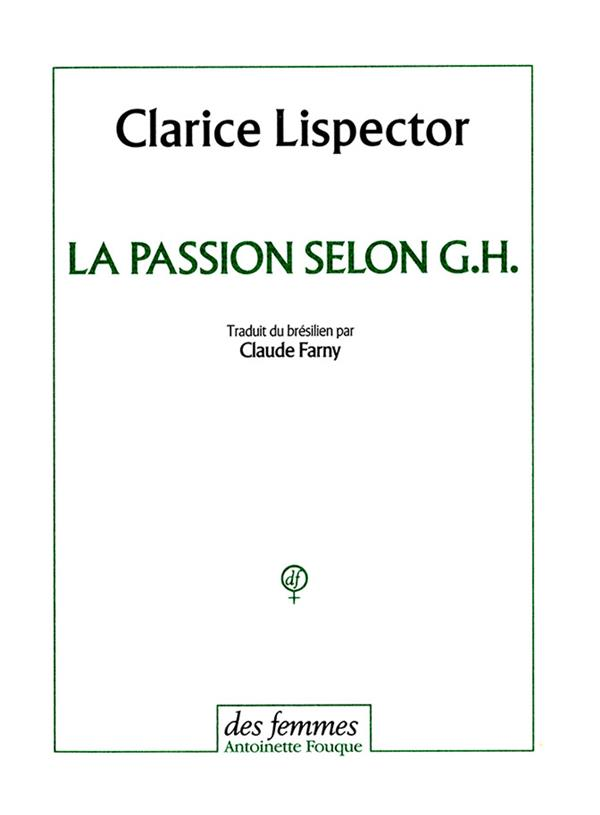 PASSION SELON G H