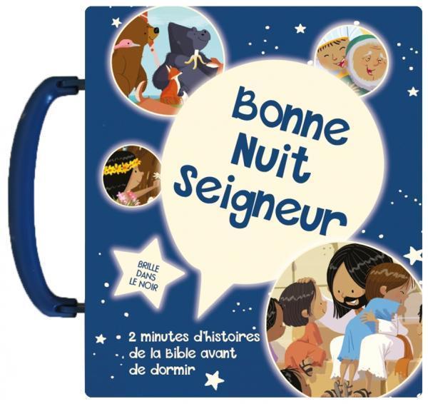 BONNE NUIT SEIGNEUR  -  2 MINUTES D'HISTOIRES DE LA BIBLE AVANT DE DORMIR
