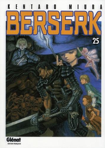 BERSERK - TOME 25 MIURA KENTARO Glénat