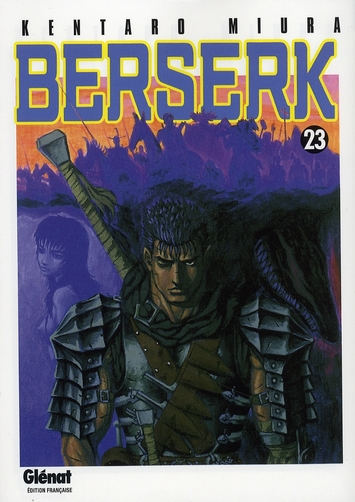 BERSERK T.23 MIURA, KENTARO Glénat