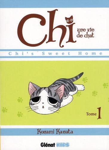 CHI - UNE VIE DE CHAT - TOME 01 KONAMI Glénat