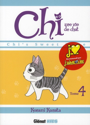 CHI  -  UNE VIE DE CHAT T.4