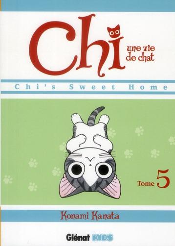 CHI  -  UNE VIE DE CHAT T.5