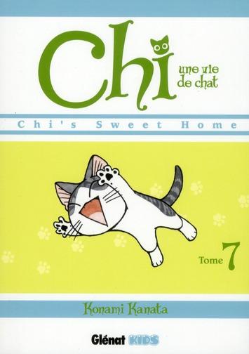 CHI  -  UNE VIE DE CHAT T.7
