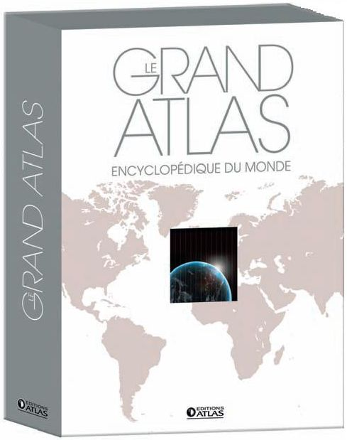 GRAND ATLAS ENCYCLOPEDIQUE DU MONDE (EDITION 2012)