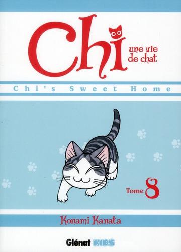 CHI  -  UNE VIE DE CHAT T.8