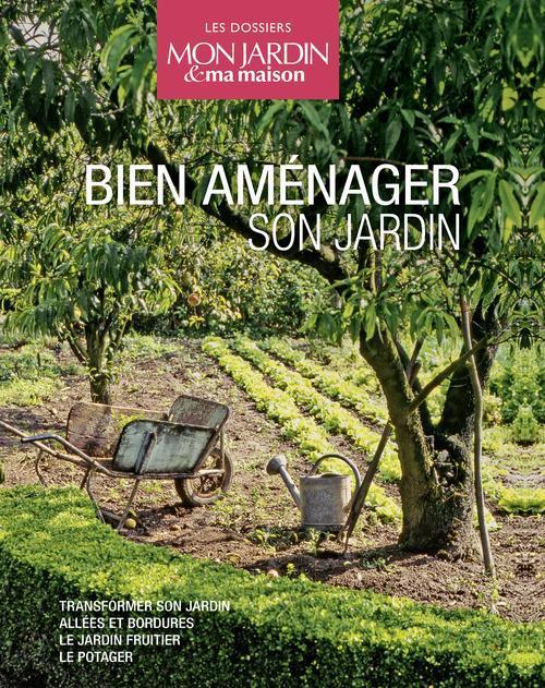 COFFRET BIEN AMENAGER SON JARDIN - LE POTAGER, LE JARDIN FRUITIER, ALLEES ET BORDURES, TRANSFORMER S XXX Glénat