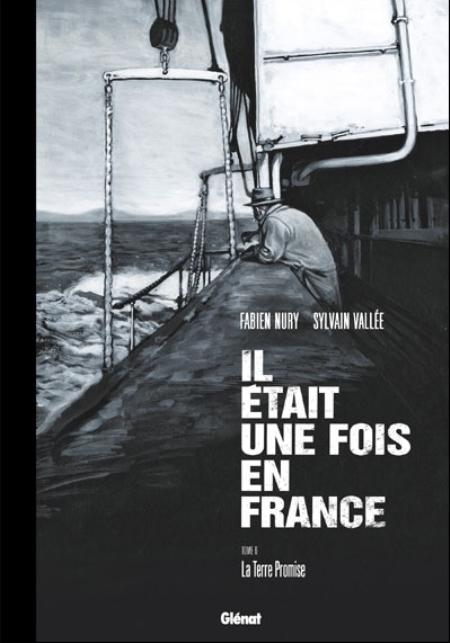 NURY+VALLEE - IL ETAIT UNE FOIS EN FRANCE - TIRAGE DE TETE TOME 06