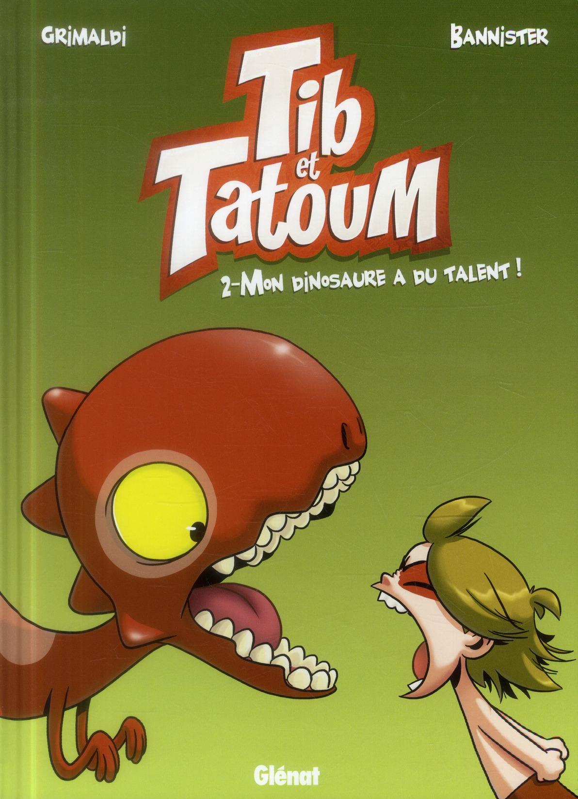 TIB ET TATOUM - TIB & TATOUM - GRIMALDI/BANNISTER GLENAT