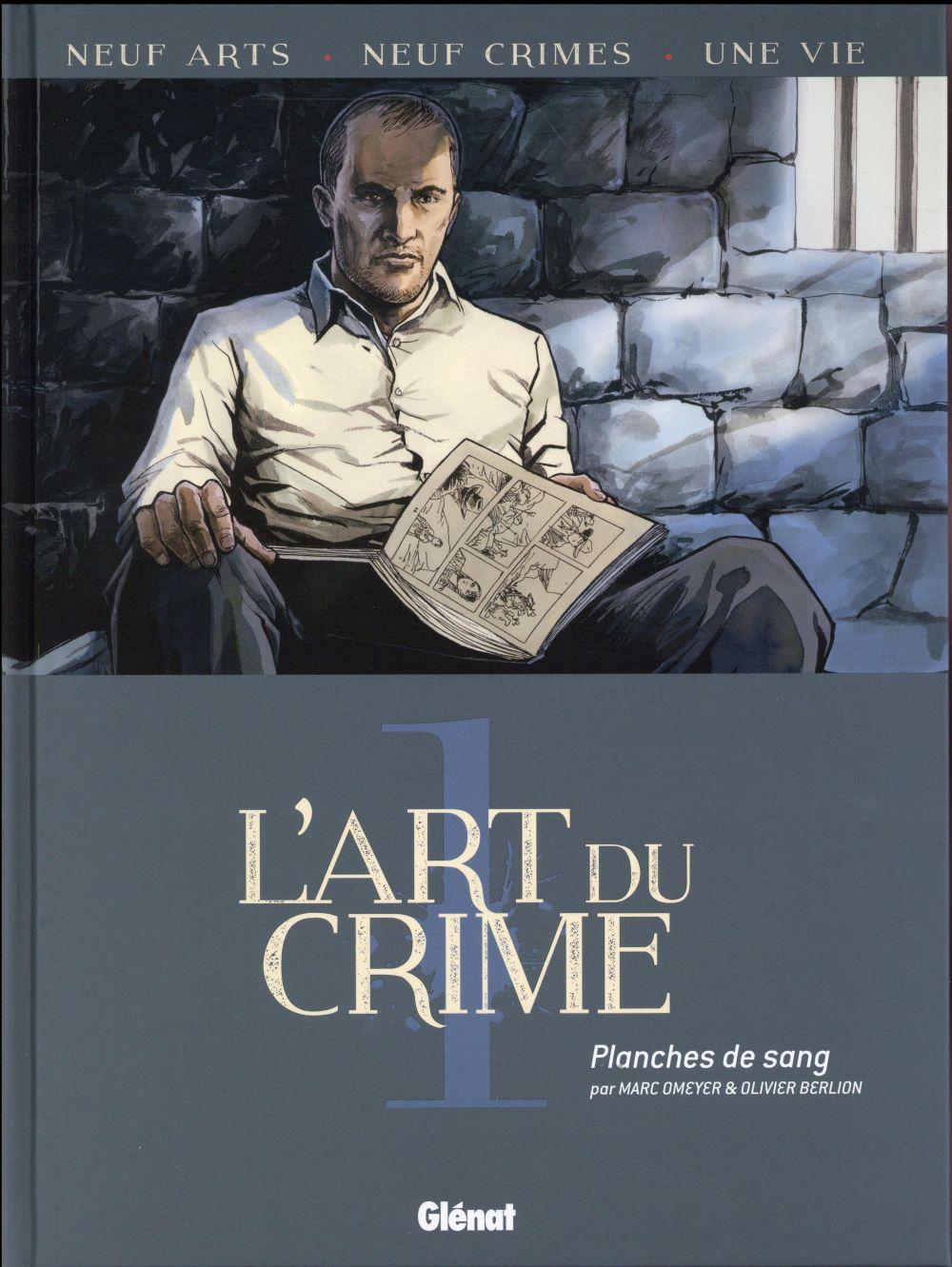 L-ART DU CRIME - TOME 01