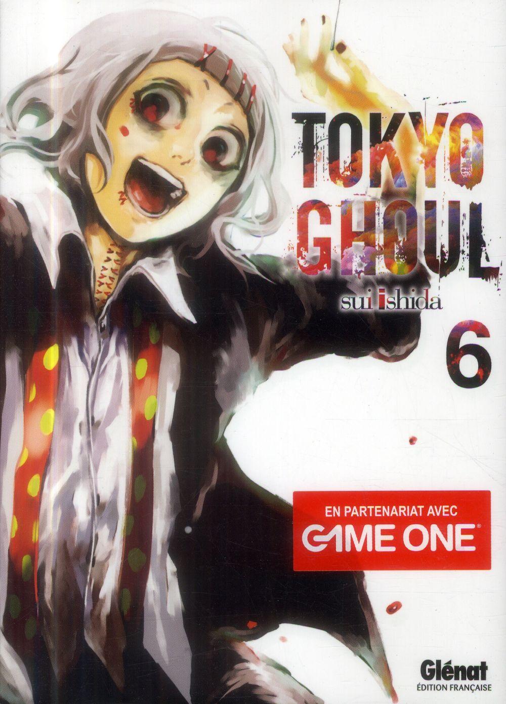 TOKYO GHOUL T.6 Ishida Sui Glénat
