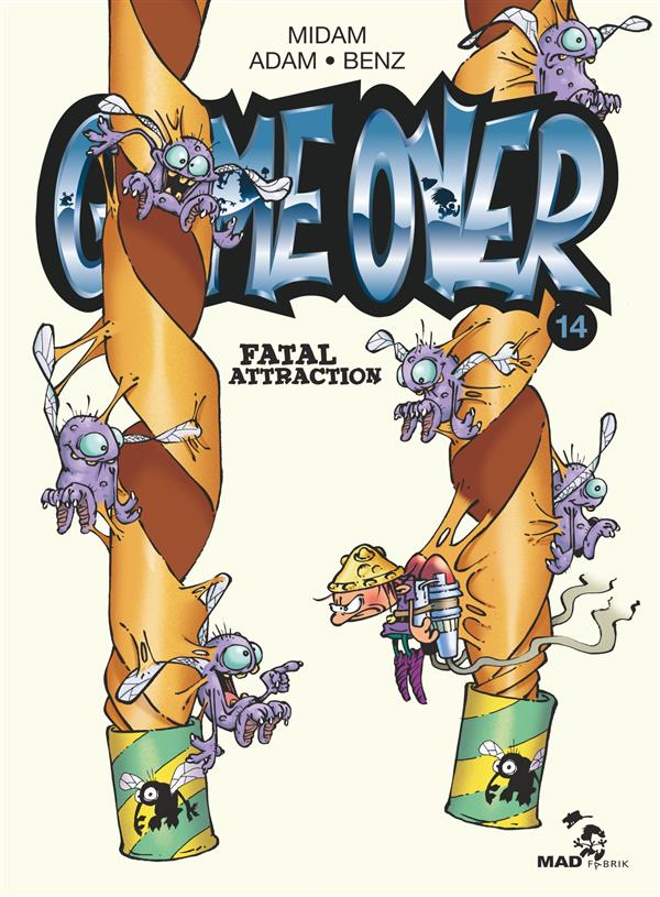 GAME OVER T.14  -  FATAL ATTRACTION