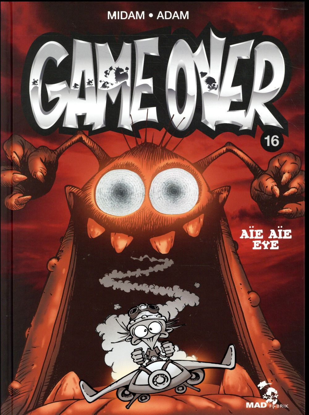 GAME OVER T16