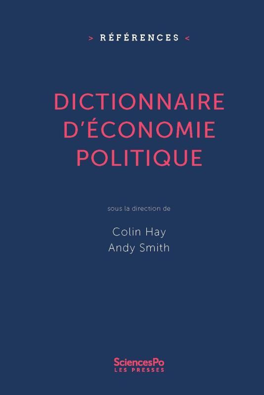 DICTIONNAIRE D-ECONOMIE POLITIQUE