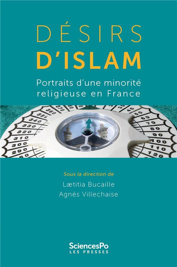 DESIRS D'ISLAM  -  PORTRAITS D'UNE MINORITE RELIGIEUSE EN FRANCE