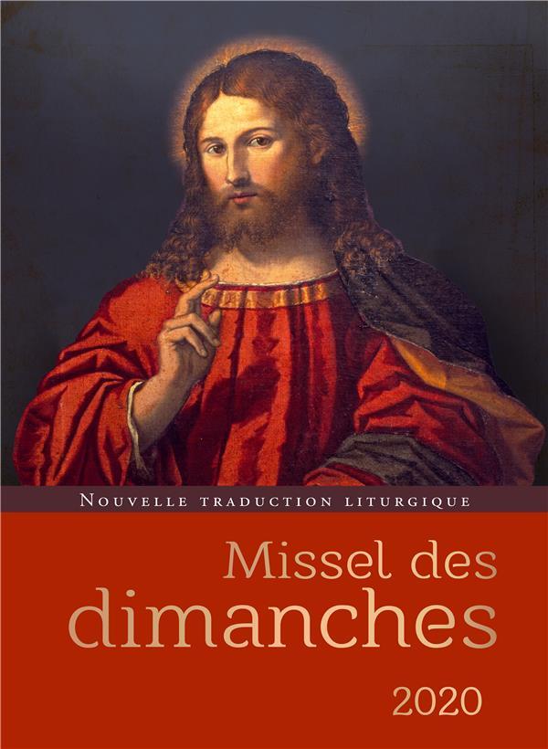 MISSEL DES DIMANCHES (EDITION 2020)