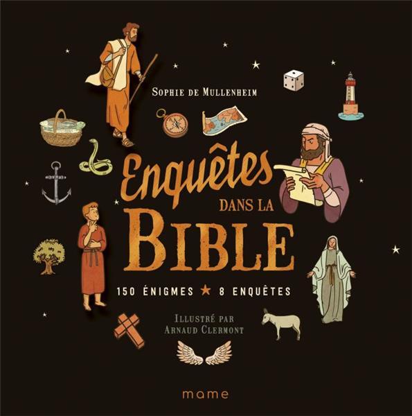 ENQUETES DANS LA BIBLE DE MULLENHEIM MAME