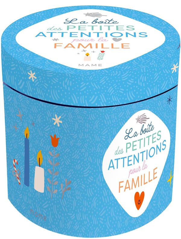 LA BOITE DES PETITES ATTENTIONS POUR LA FAMILLE