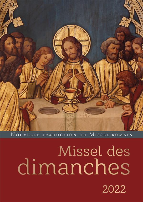 MISSEL DES DIMANCHES 2022