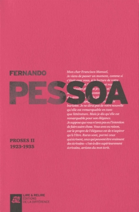 PROSES II 1923-1935