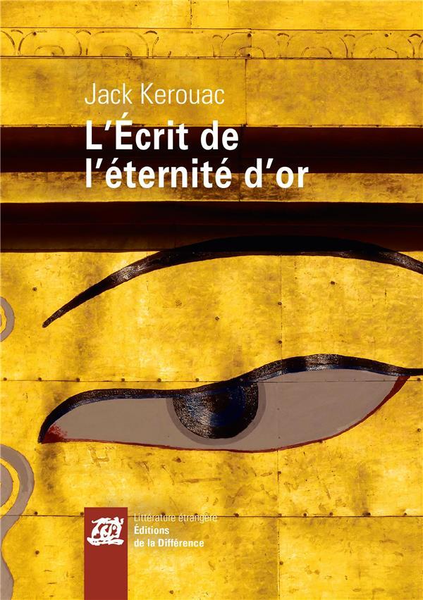 L'ECRIT DE L'ETERNITE D'OR