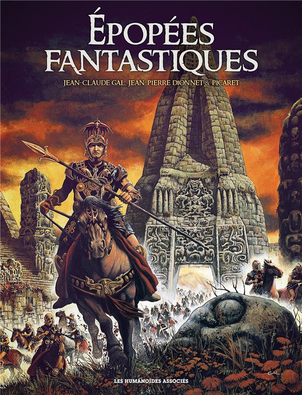 EPOPEES FANTASTIQUES  -  INTEGRALE