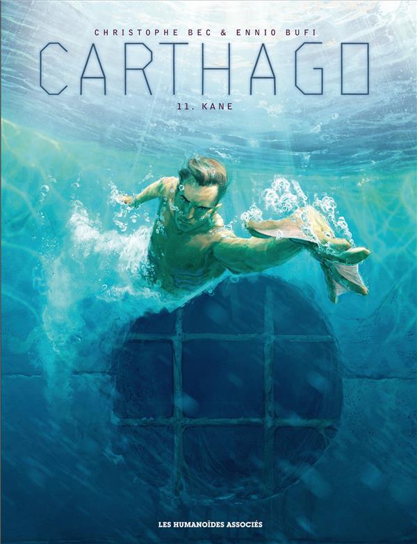 CARTHAGO T.11  -  KANE BEC C - BUFI E CASTERMAN