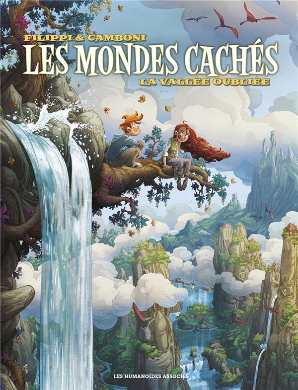 LES MONDES CACHES T.4  -  LA VALLEE OUBLIEE FILIPPI-D.P. CASTERMAN
