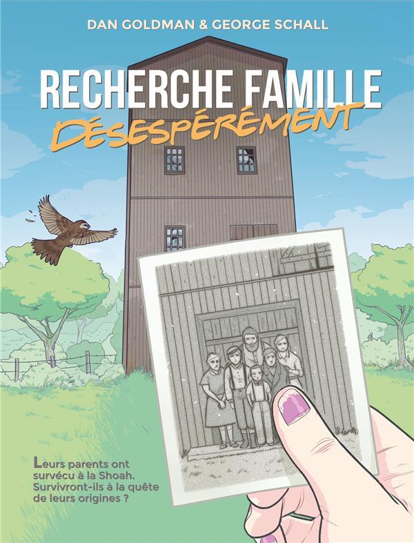 RECHERCHE FAMILLE  -  DESESPEREMENT