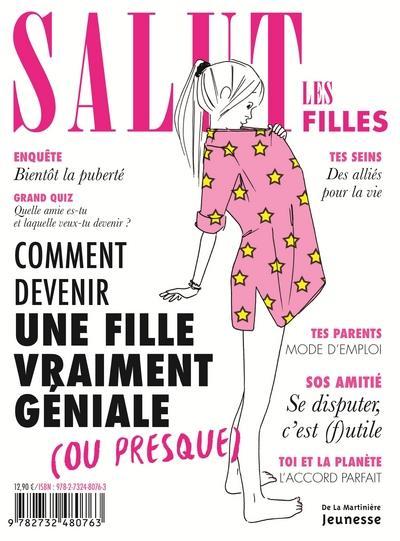 SALUT LES FILLES BENLAKHEL/CORGIBET/G MARTINIERE BL