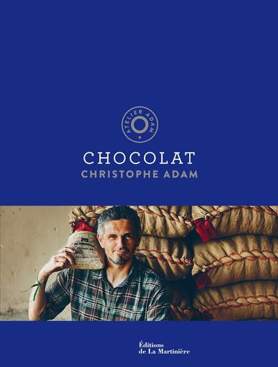 Chocolat ADAM, CHRISTOPHE La Martinière