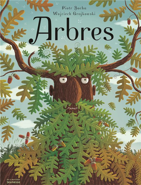 ARBRES GRAJKOWSKI/SOCHA MARTINIERE BL