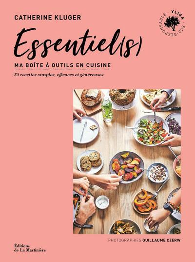 ESSENTIEL(S)  -  MA BOITE A OUTILS EN CUISINE KLUGER/CZERW MARTINIERE BL
