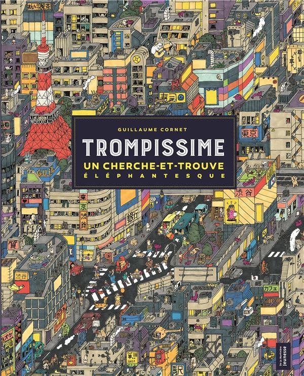 TROMPISSIME - UN CHERCHE-ET-TR CORNET GUILLAUME MARTINIERE J