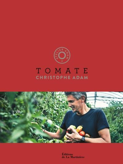 TOMATE - VOLUME 04 ADAM CHRISTOPHE MARTINIERE BL