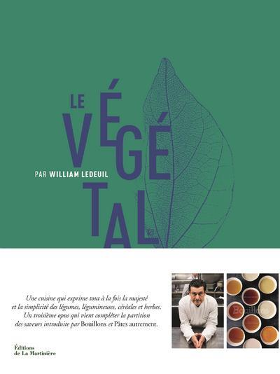 LE VEGETAL LEDEUIL/VINCENT MARTINIERE BL