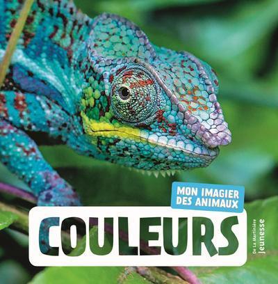 COULEURS  -  MON IMAGIER DES ANIMAUX