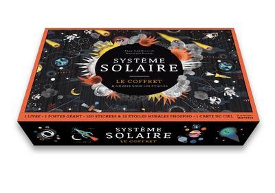 SYSTEME SOLAIRE, LE COFFRET A OUVRIR SOUS LES ETOILES