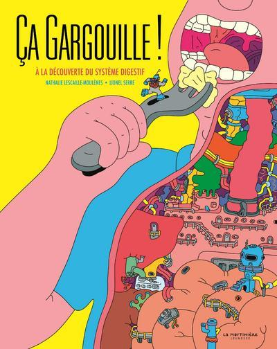 CA GARGOUILLE !. A LA DECOUVER
