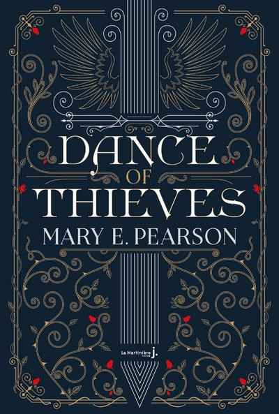 DANCE OF THIEVES PEARSON MARY MARTINIERE BL
