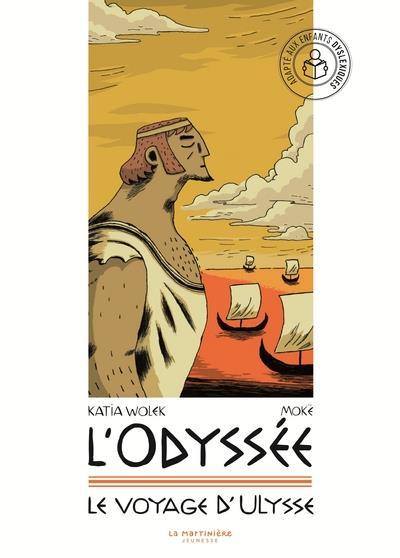 L'ODYSSEE  -  LE VOYAGE D'ULYSSE